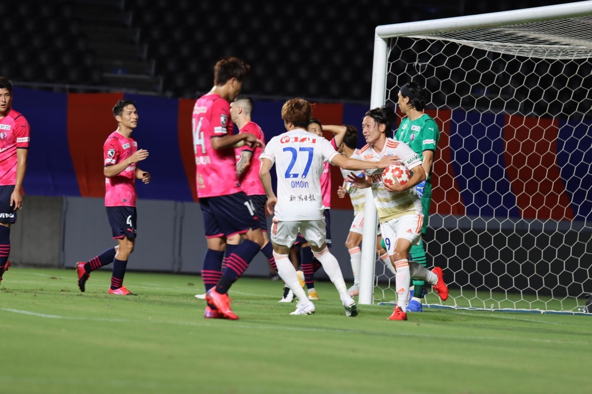 星 雄次 選手 8月4日(水)vs セレッソ大阪 試合後コメント