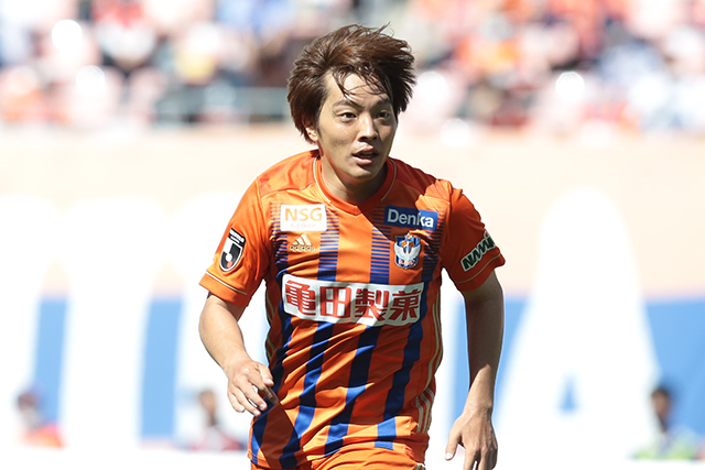 高木 善朗 選手 5月30日(日)vs FC琉球 試合後コメント