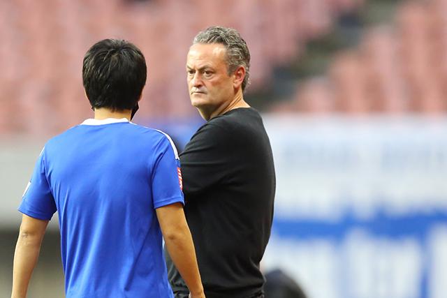 アルベルト プッチ オルトネダ 監督 6月26日(土)vs 水戸ホーリーホック 試合後コメント