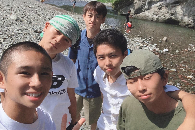 僕たちの夏休み - 小見洋太選手 -