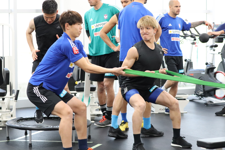 【3月12日(木)】トレーニング ピックアップフォト