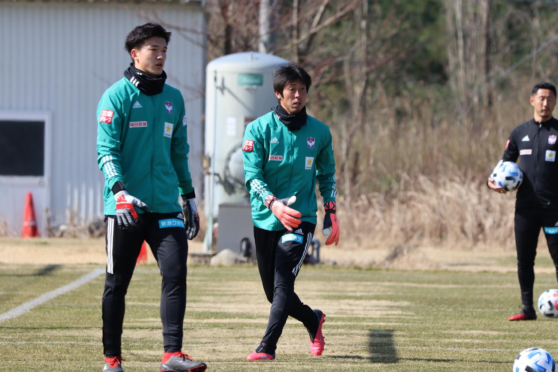【3月15日(日)】トレーニング ピックアップフォト