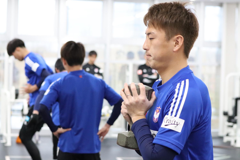 【3月16日(月)】トレーニング ピックアップフォト