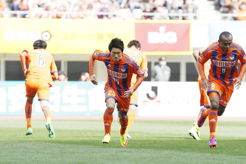 【Looking Back 2015 明治安田生命J1リーグ 1stステージ 第3節 新潟 vs 柏】