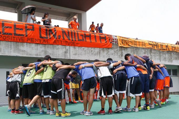 【Looking Back Academy Special―2014.7.6 新潟U-18vs創造学園高校】