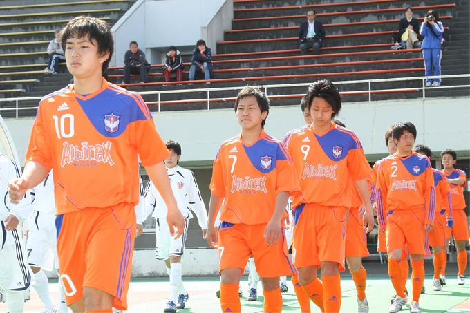 【Looking Back Academy Special―2011.4.10 新潟ユース(現U-18)vs開志学園JSC高等部】