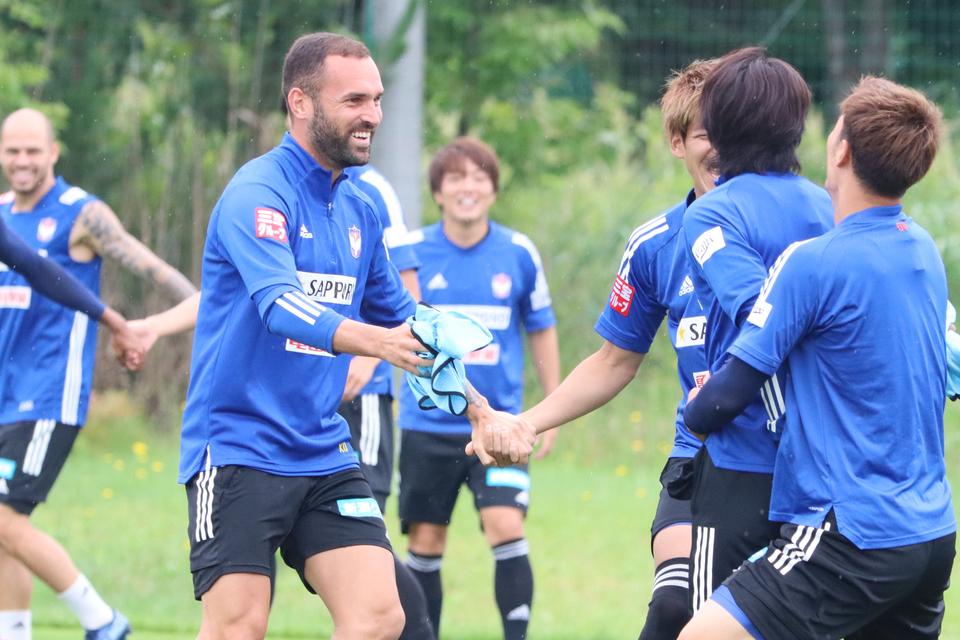 【7月10日(金)】トレーニング ピックアップフォト