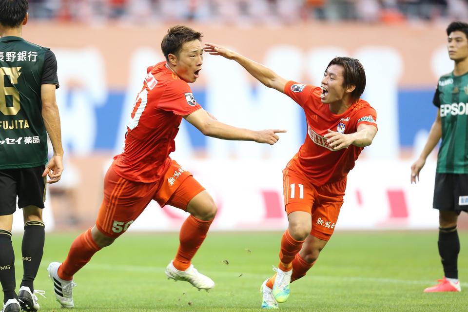 7月11日(土)J2リーグ 第4節 松本山雅FC戦 フォトハイライト