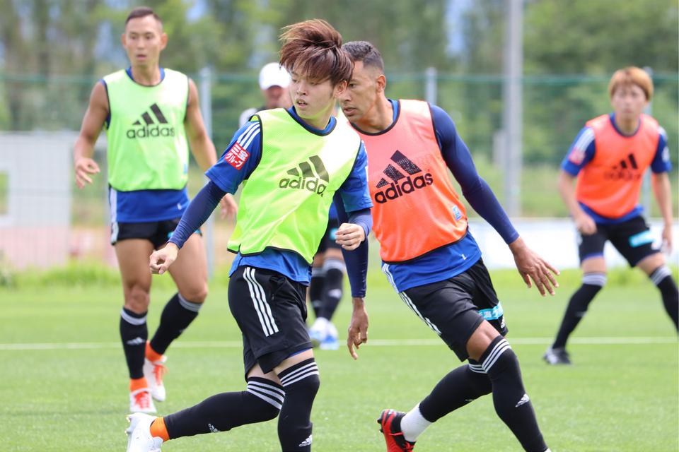 【7月18日(土)】トレーニング ピックアップフォト
