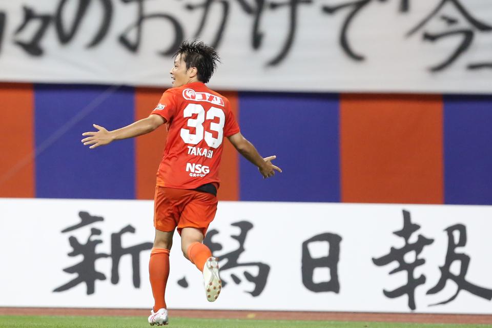 8月23日(日)J2リーグ 第14節 FC琉球戦 フォトハイライト